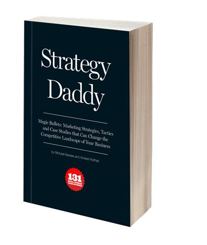 Strategy Daddy bookshot