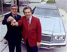 Joe Girard Making a Car Sale